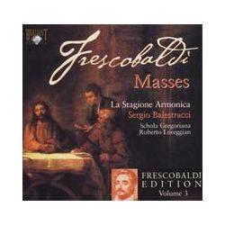 Musik: Frescobaldi Vol.3-Messe  von La Stagione Armonica, Schola Gregoriana