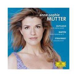 Musik: Violinkonzert 2/Sur Le Meme Accord/  von A.-S. Mutter, K. Masur, S. Ozawa, P. Sacher, BSO, Onf