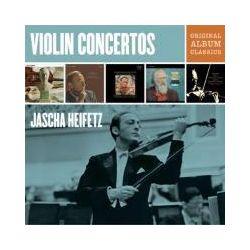 Musik: Jascha Heifetz Violin Concertos-Original Album C  von Jascha Heifetz