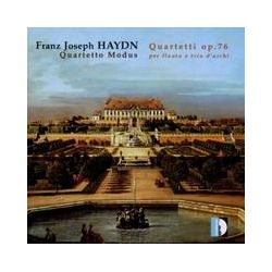 Musik: Quartette op.76  von Quartetto Modus