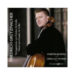 Musik: Vortragsstücke und Etüden  von Martin Rummel, Gerda Guttenberg