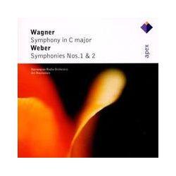 Musik: Sinfonie In C-Dur/Sinf.1 & 2  von Rasilainen, Nro