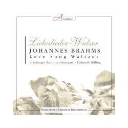 Musik: Brahms: Liebeslieder-Walzer  von Gächinger Kantorei Stuttgart
