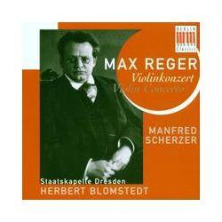 Musik: Violinkonzert A-Dur op.101  von Manfred Scherzer, Blomstedt, SD