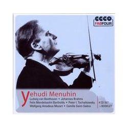 Musik: Yehudi Menuhin: Violinkonzerte  von Yehudi Menuhin