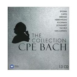 Musik: The Collection CPE Bach  von Alan Curtis, Philippe Herreweghe, Anner Bylsma