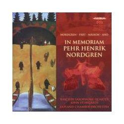 Musik: In memoriam Pehr Henrik Nordgren  von Rascher Saxophonquartett, Storgards