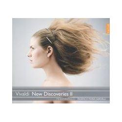 Musik: New Discoveries 2  von A. Hallenberg, A. Steck, F.M. Sardelli, Modo Antiquo