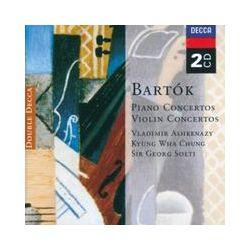 Musik: Klavierkonzerte 1-3/Violinkonzerte 1,2  von Vladimir Ashkenazy, Kyung-Wha Chung, Georg Solti, LPO