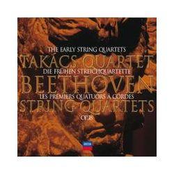 Musik: Streichquartette op.18  von Takacs Quartet
