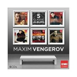 Musik: Maxim Vengerov  von Maxim Vengerov