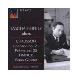 Musik: Jascha Heifetz spielt französische Musik,vol.2  von Heifetz, Sanroma, Baker, Primrose, Piatigorsky, Pennari