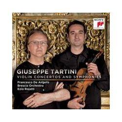 Musik: Violin Concertos and Symphonies  von Ezio Rojatti