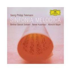 Musik: Sinfonia Melodica  von Albrecht Mayer, R. Kussmaul, Berliner Barocksolisten