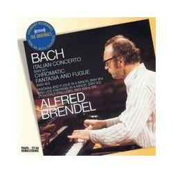 Musik: Italienisches Konzert/Chromat.Fantasie & Fuge/+  von Alfred Brendel