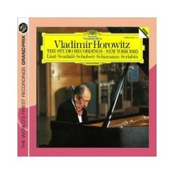 Musik: Vladimir Horowitz:The Studio Recordings,Ny 1985  von Vladimir Horowitz