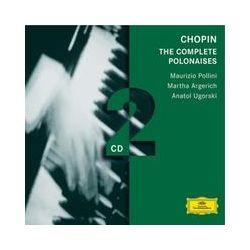 Musik: Sämtliche Polonaisen (GA)  von Pollini, Argerich, Ugorski