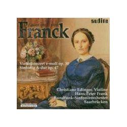 Musik: Violinkonzert e-moll op.30/Sinfonie A-Dur op.47  von Rundfunk-Sinfonieorchester Saarbrücken, Christiane Edinger, Hans-Peter Frank, RSOSB