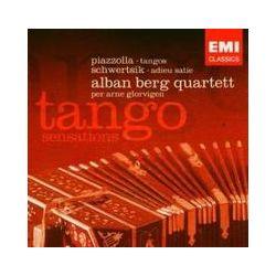 Musik: Tango Sensation  von Alban Berg Quartett
