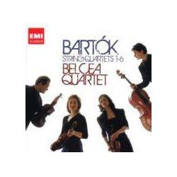 Musik: Streichquartette 1-6  von Belcea Quartet