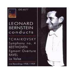 Musik: Leonard Bernstein dirigiert  von Leonard Bernstein, New York Philharmonic Orchestra