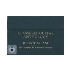 Musik: Julian Bream-Compl.Album Collection (40 CD+3 DVD)  von Julian Bream