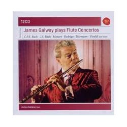 Musik: James Galway plays Flute Concertos-Sony Classic  von James Galway