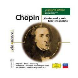 Musik: Klavierwerke Solo/klavierkonzerte Jubiläumsedition  von M. Argerich, C. Arrau, D. Barenboim, I. Pogorelich