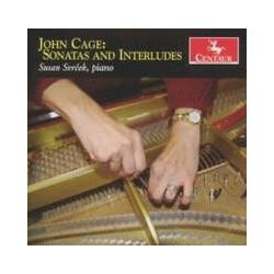 Musik: Sonatas and Interludes  von Susan Svrcek