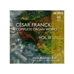 Musik: Sämtliche Orgelwerke Vol.3  von Hans-Eberhard Ross