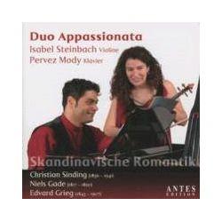 Musik: Skandinavische Romantik  von Steinbach, MODY, Pervez Mody Duo Appassionata-Isabel Steinbach