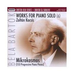 Musik: Werke für Klavier solo vol.6: Mikrokosmos  von Zoltan Kocsis