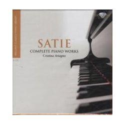 Musik: Satie: Sämtliche Klavierwerke  von Cristina Ariagno