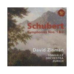 Musik: Sinfonien 1 & 2  von Tonhalle-Orchester Zürich, David Zinman, Tonhalle Orchestra Zurich