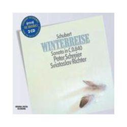 Musik: Winterreise,Klaviersonate In C-Dur,D 840  von Swjatoslaw Richter, Peter Schreier