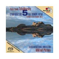 Musik: Sinfonie 5/Francesca De Rimini  von Mikhail Pletnev, Russisches Nationalorchester