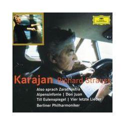 Musik: Vier Letzte Lieder/Also Sprach Zaratustra/+  von Anna Tomowa-Sintov, Herbert von Karajan, BP