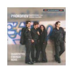 Musik: Musik für Streichquartett  von Quartetto Energie Nova