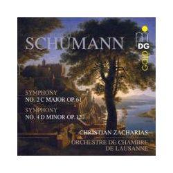 Musik: Sinfonie 2 op.61,4 op.120  von Orchestre de Chambre de Lausanne, C. Zacharias