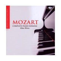 Musik: Mozart: Sämtliche Klaviersonaten (GA)  von Klra Würtz