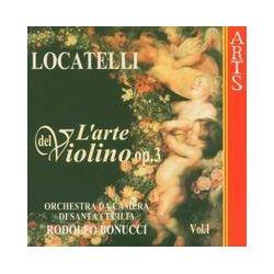 Musik: L'arte Del Violino op.3 Vol.1  von St.Cecilia Camera Orchestra
