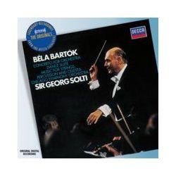 Musik: Konzert für Orchester/tanz Suite/+  von Georg Sir Solti, CSO