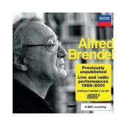 Musik: Live And Radio Performances 1968-2001  von Alfred Brendel
