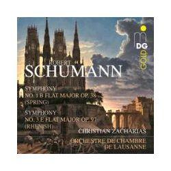 Musik: Sinfonien 1,3  von Christian Zacharias
