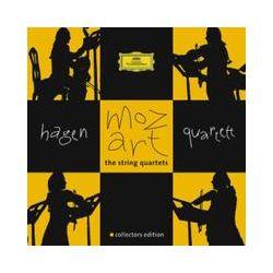 Musik: Sämtliche Streichquartette 1-23 (GA)  von Hagen Quartett