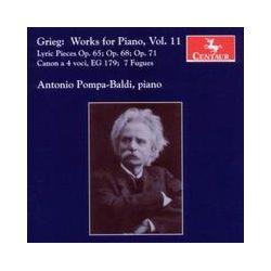 Musik: Sämtliche Klavierwerke vol.11  von Antonio Pompa-Baldi