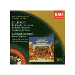 Musik: La Creation Du Monde/Saudades do Brasil  von L. Bernstein, D. Milhaud, Onf