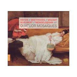 Musik: The Essentials  von Quatuor Mosaiques
