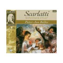 Musik: Scarlatti Keyboard Sonatas IX  von Pieter-Jan Belder