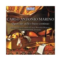 Musik: Marino: Works for Strings and Continuo  von Natale Arnoldi